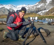 Miller Camera Support Equipment Goes Glacial With Pieter De Vries