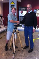 Miller Camera Support Equipment Stands Tall Amongst the Golden Tripods at the ACS National Awards for Cinematography