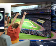 Motion Path and Zenapptic.ai Launch UpRoar Live  Aimed at Creating Interactive Fan Experiences in Sports and Entertainment