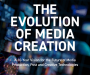 MovieLabs and Hollywood Studios Publish White Paper Envisioning the Future of Media Creation in 2030