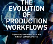 MovieLabs Publishes New White Paper on Software Defined Workflows