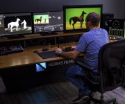 Nebras Films Chooses Leader LV7770 and LV7390 Test Instruments for New Post Production Facility in Riyadh