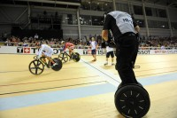 NEP VISIONS PROVIDES TECHNICAL FACILITIES FOR UCI TRACK CYCLING WORLD CUP