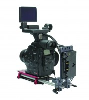 NEW ANTON BAUER GOLD MOUNT FOR CANON EOS C300 AND C500 TO MAKE EUROPEAN DEBUT AT IBC 2012