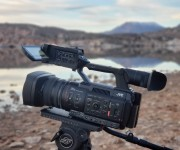 New firmware for JVC CONNECTED CAM cameras enables Apple ProRes 422 recording to SSD