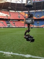 New flying camera system Eaglecam introduced in the Netherlands
