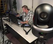 New Houston Community College Podcast Studio Features JVC PTZ Cameras, ProHD Studio 4000 Production System