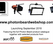 New Photon Beard Webshop Launching Soon