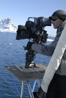OConnor 120EX Shines in Antarctica for Digital 3D Productions
