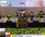 OS Studios Helps Create Virtual Graduation in Minecraft for UC Berkeley with Blackmagic Design