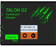 Osprey Video Adds New Talon Hardware Encoders for Affordable, Broadcast-Quality Video Delivery With Maximum Ease of Use