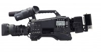 Panasonic Releases Live Uplink Software Option for HPX600,  Latest P2 Camera Recorder, In Collaboration with LiveU