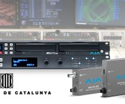 Parliament of Catalonia Powers Live HD Broadcasts with AJA Gear