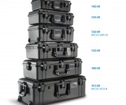 Peli and cent; Air Cases, Up To 40% Lighter