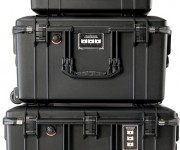 Peli Products Unveils 3 Sizes of Lightweight Peli and cent; Air Cases New Peli Air 1557, 1607 and 1637. 45% Deeper, 40% Lighter