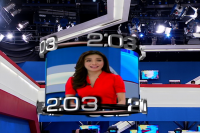 Philippine Broadcaster GMA Network uses Vizrts Viz Virtual Studio and amp; Social TV solution for Live Election coverage