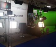 Photon Beard on show at BVE