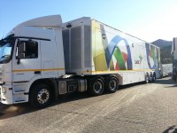 Pixel Power Takes Graphics on the Road for SABC