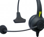 Pliant Technologies Showcases Sleek Smartboom Lite Communication Headset at InfoComm 2017