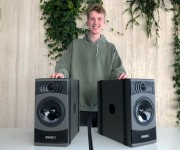 PMC Presents Buzz Low With result6 Monitors For His Winning Afrojack Remix