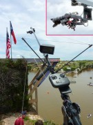 Polecam adds Ronin gimbal for Red Bull Cliff Diving in Texas - Polecam is now super stabilised