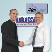 Prism Sound Announces UK Partnership with TTid