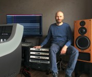 Prism Sounds Titan Brings Unbeatable Sound Quality to George Gvarjaladzes Project Studio
