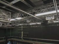Projects Department Transforms Pinewood Sound Stage for Use as New Television Studio