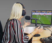 Quicklink Studio enables remote IP audio commentary for pan-European Football Tournament