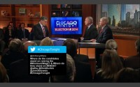 RCS Bullet Facilitates Real-Time Twitter Integration for U.S. Midterm Election Debate Broadcast