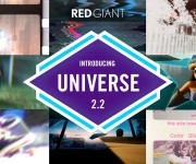 Red Giant Announces Universe 2.2: Fast, Easy and Awesome Transitions