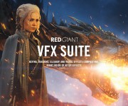Red Giant Introduces: VFX Suite for Adobe After Effects