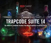 Red Giant Releases Trapcode Suite 14, the Industry-Standard Package for Motion Graphics Artists
