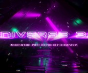 Red Giant Universe 3.3 Adds Tools for Animated Light Trails and Powerful Blend Modes