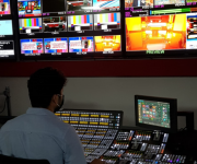 Republic TV Turns to Grass Valley for Standardized Studio Production and Playout Workflow