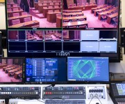 Riedel MediorNet, Artist, and Bolero Form Complete Comms and Signal Transport Backbone for Parliament of Catalonia