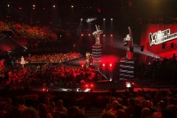 Robe For The Voice van Vlaanderen