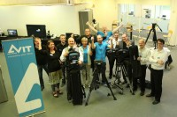 RTS at AVIT-Systems post-IBC event in Norway