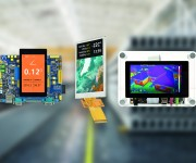 Rugged and Reliable even in Exceptional Cold  Densitron expands its Ultra-Wide Temperature TFT Display range