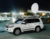 Satmission Launches High Performance Drive-Away Broadcast Satellite Antenna System At IBC 2014 (Stand OE106)
