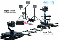 Senna launches Lightstation and brings its innovative products to BVE London