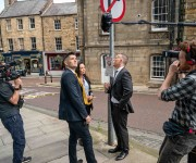 Shine TV Expands Innovative Use of LiveU Technology Across Series 2 of The Heist and Last Year and rsquo;s Series 3 of Celebrity Hunted