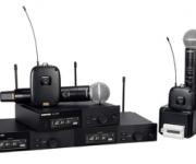 SHURE EXPANDS AXIENT and reg; DIGITAL PORTFOLIO  WITH NEW AD3 PLUG-ON TRANSMITTER