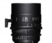 Sigma Cine 40mm T1.5 Full-Frame Lens Now Shipping
