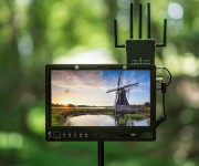 SmallHD Intros 13 HDR Monitor at IBC Stand 12.E65