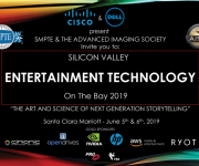 SMPTE and AIS Partner to Present Entertainment Technology on the Bay 2019 (ET@19)