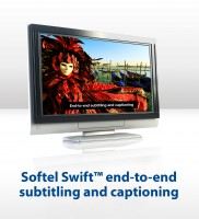Softel to showcase end-to-end subtitling and captioning family at NAB 2013 - Booth N2531