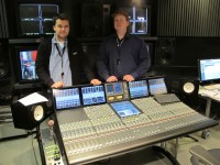 Solid State Logic C100 HDS Console Chosen for Aalto University Studio Upgrade