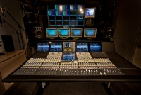 Solid State Logic C100 HDS Console Installed at WLS TV, Chicago