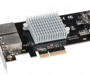 Sonnet Announces Dual-Port 10 Gigabit Ethernet (10GbE) PCI Express Adapter Cards